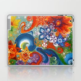 A Sprinkling for the May Queen Laptop & iPad Skin