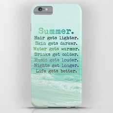 SUMMER Slim Case iPhone 6 Plus