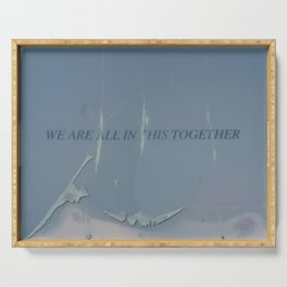 Together Serving Tray