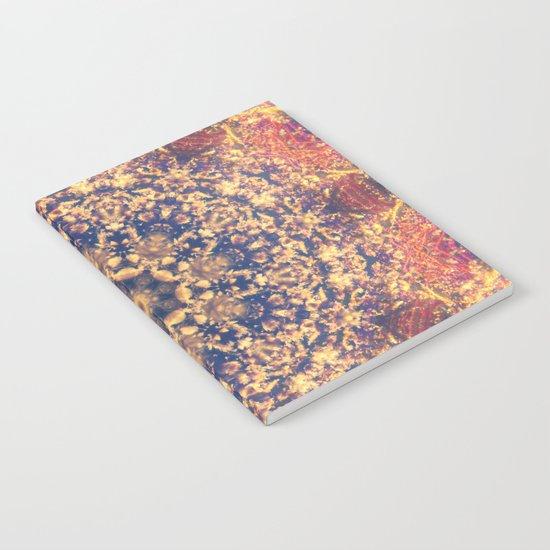 Distant Clouds Mandala Notebook