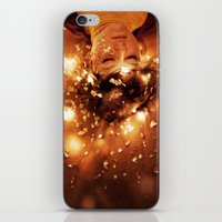 sleep iPhone & iPod Skins featuring Sleep by Mareva Nardelli