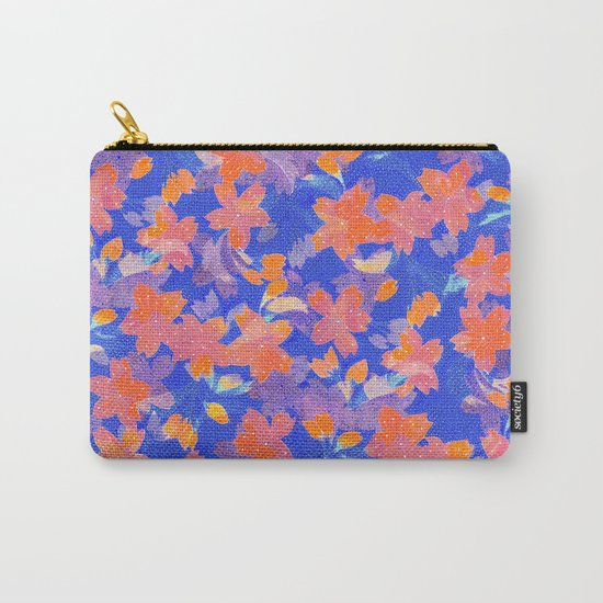 Japanese Garden: Blossoms LT Carry-All Pouch