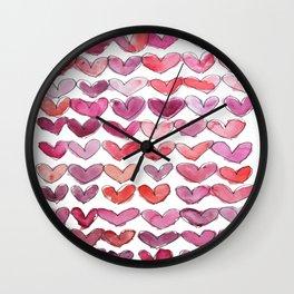 I Heart You Wall Clock
