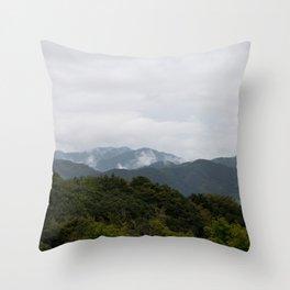 Arashiyama, Japan Throw Pillow