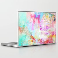 passion Laptop & iPad Skins featuring Passion by LebensART