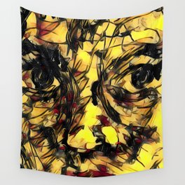 Solemn Wall Tapestry