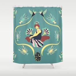 Dama Shower Curtain