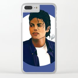 The Way You Make Me Feel Clear iPhone Case