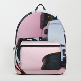vintage snap Backpack