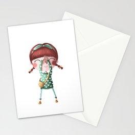 A de Tina Stationery Cards