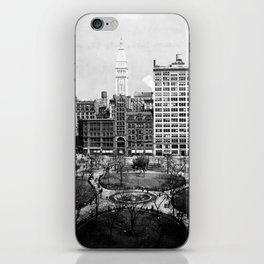 Union Square, New York City, 1911 iPhone Skin