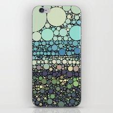 Beach Rounds iPhone & iPod Skin