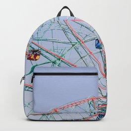 The Wonder Wheel Backpack