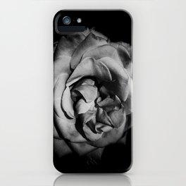 Darken Rose iPhone Case