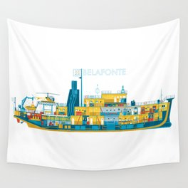 BELAFONTE - The Life Aquatic with Steve Zissou Wall Tapestry