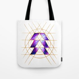 Nebula Hunter Sigil Tote Bag