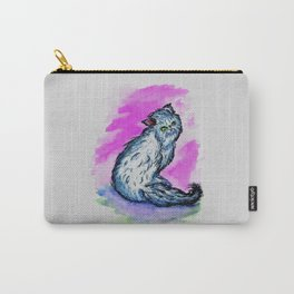 Persian cat sketch Carry-All Pouch