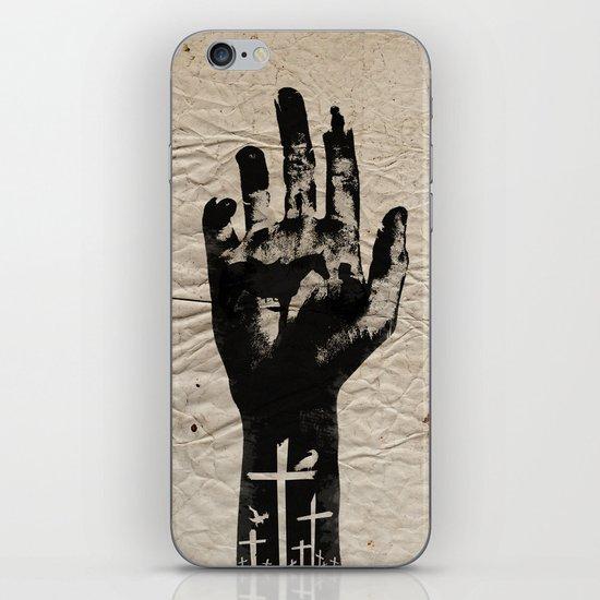 The Walking Dead iPhone Skin