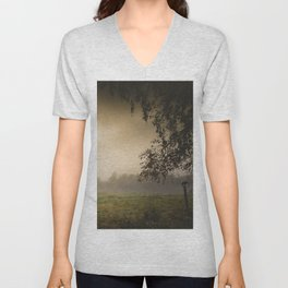 Even heroes cry sometimes Unisex V-Neck