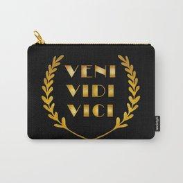 Veni Vidi Vici Carry-All Pouch