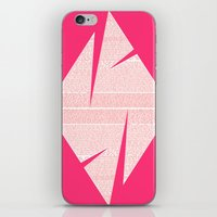 typo iPhone & iPod Skins featuring typo by Adrianna Bykowska