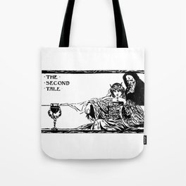 The Second Tale Tote Bag