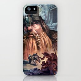 Kingdom of the Felsen iPhone Case
