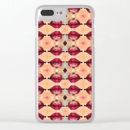 Kiss, Kiss Clear iPhone Case