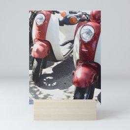 Scoot Over Mini Art Print