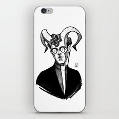 Ca Va Mal iPhone & iPod Skin