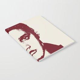 Elvis in Dogtooth Notebook