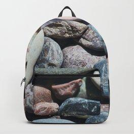 Beach pebbles Backpack