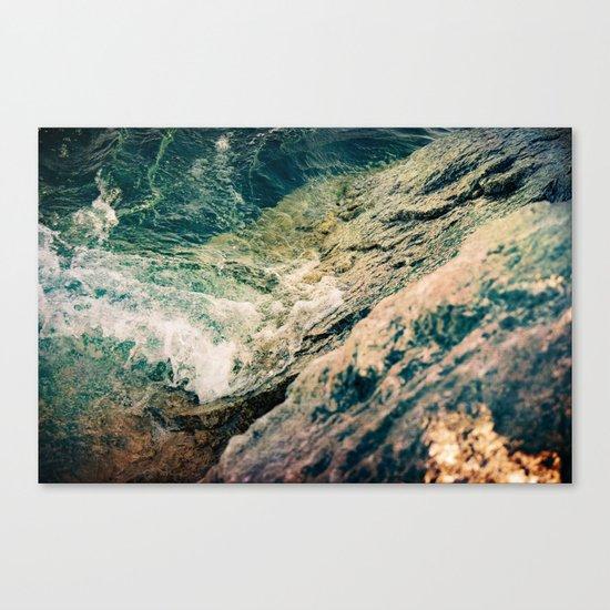 Relentless Canvas Print