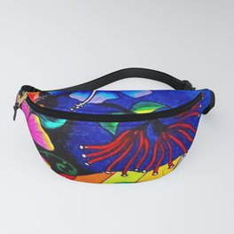 hibiscus cove Fanny Pack