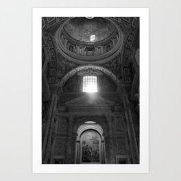 Vatican View Art Print