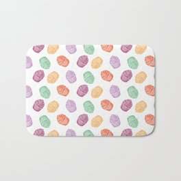 sweet candies cakes pattern Bath Mat