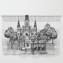 New Orleans Wall Hanging