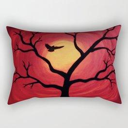 Favorite Landing Spot Rectangular Pillow