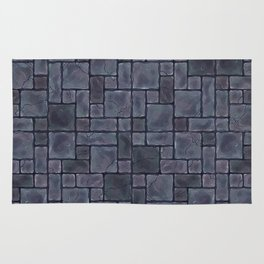 Dungeon Wall - Classic Rug