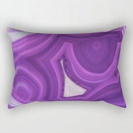Geode Crystal Rectangular Pillow