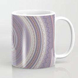 Delicate Lavender Boho Chic Mandala Coffee Mug