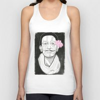 dali Tank Tops featuring Dali by DonCarlos