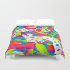 Just Told the Truth Duvet Cover