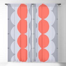 Gradual Living Coral Blackout Curtain