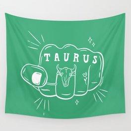 TAURUS Wall Tapestry