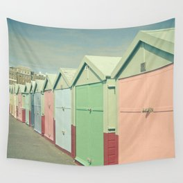 By the Sea Wall Tapestry