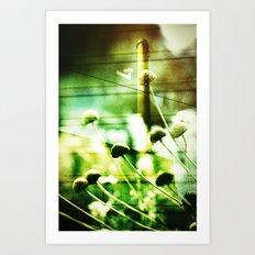 Chernobyl Art Print