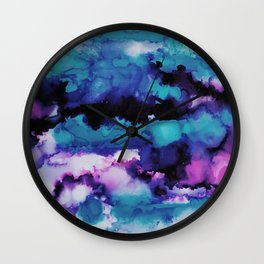 Tentacles - Abstract Art Wall Clock