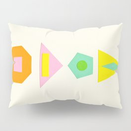 Shapes Within Shapes Pillow Sham