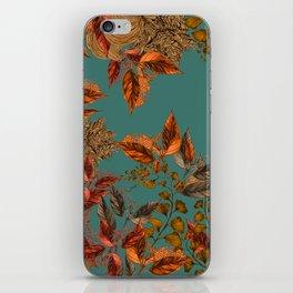 Dark Forest (Copper) iPhone Skin